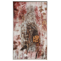 Eastern Large 2m Wall Art  Budha   NO INNERS    AV37802