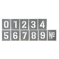 Numbers Wall Art