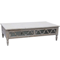 Trellis Coffee Table