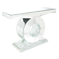 Gatsby Modern Mirrored Console Table