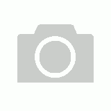 Criss Cross Black & Gold 2 drawer Bedside