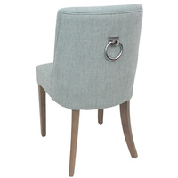 Ophelia Dining  Chair  (Sea foam Blue )
