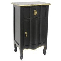 Dynasty Side Table 1 Dr 1 Do 40 x 30 x 65cmh