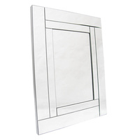 Cape Cod Frame-less Mirror  90 x 117 x 4cm  - BG227