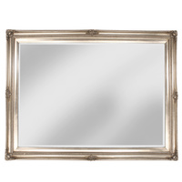 Koekkoek Champagne Leaf Decorator Wood Framed Mirror Bevelled