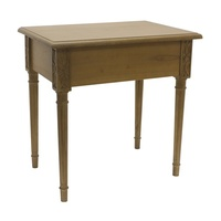 Esther Natural Console/desk Table